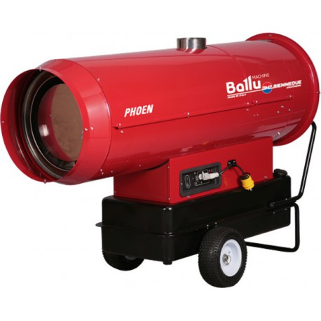 Теплогенератор мобильный дизельный Ballu-Biemmedue PHOEN 110