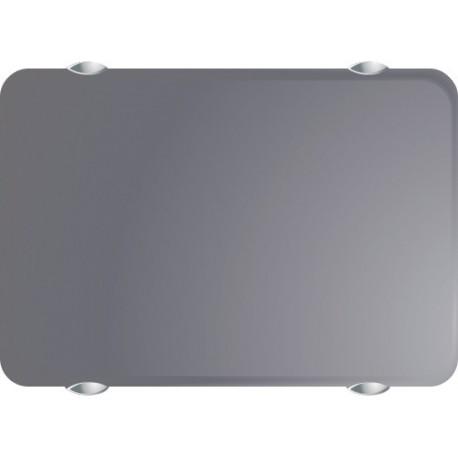 Электропанель Noirot Campa Campaver CMUP 10 HMIRE 1000W зеркальный, горизонтальная