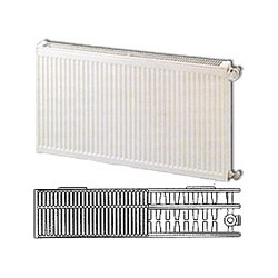 Панельный радиатор Dia Norm Compact 33 600x1100