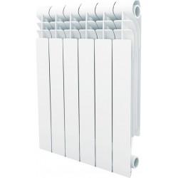 Секционный алюминиевый радиатор RoyalThermo Optimal 350 /6 секций/