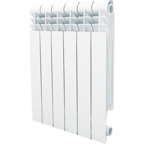 Секционный алюминиевый радиатор RoyalThermo Optimal 500 /4 секции/