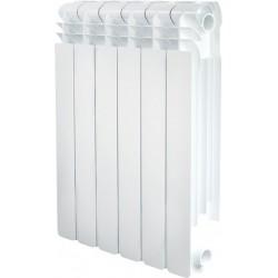 Секционный алюминиевый радиатор RoyalThermo Evolution 350 /6 секций/
