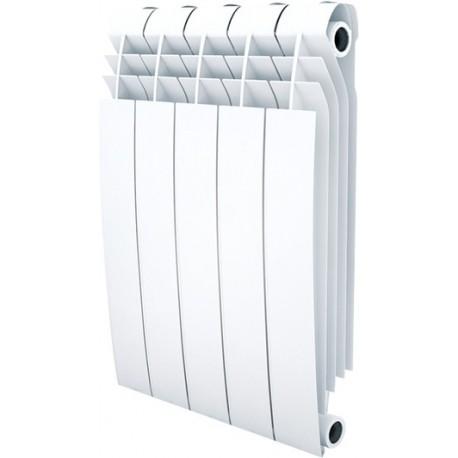 Секционный биметаллический радиатор RoyalThermo BiLiner Inox 500 /4 секции/
