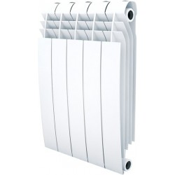 Секционный биметаллический радиатор RoyalThermo BiLiner Inox 500 /8 секции/