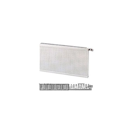 Панельный радиатор Dia Norm Compact Ventil 11 500x600