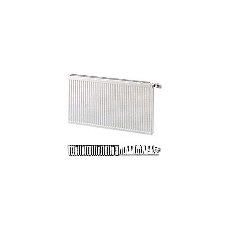 Панельный радиатор Dia Norm Compact Ventil 11 600x900
