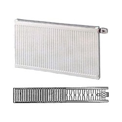 Панельный радиатор Dia Norm Compact Ventil 22 400x800