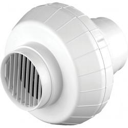 Круглый канальный вентилятор Ballu в пластиковом корпусе серии FLOW 160