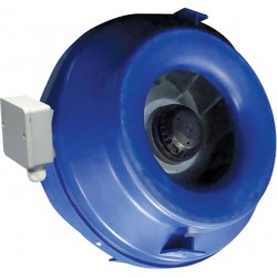Круглый канальный вентилятор SHUFT линии S.H.E.L.F MIXFAN 100