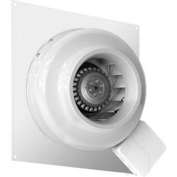 Круглый канальный вентилятор для установки на стену SHUFT CFW 125S