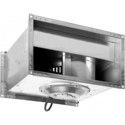Прямоугольный канальный вентилятор с вперед загнутыми лопатками SHUFT RFE 500x300-6