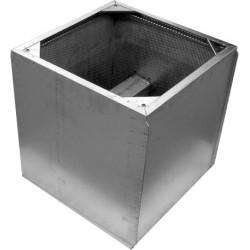 RCS 450-500 Крышный короб с шумоглушением для вентилятора RMV