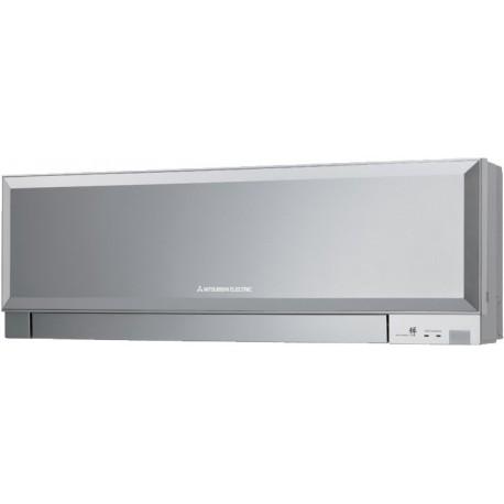 Внутренний блок Mitsubishi Electric MSZ-EF25VES (silver) серия Design, настенного типа
